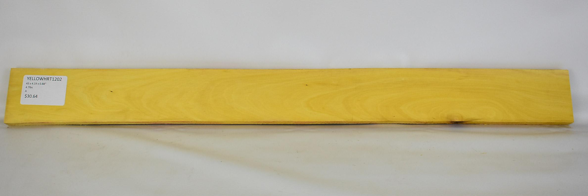 Yellowheart