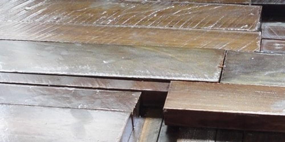 Lignum Vitae - Argentine Lumber @ Rare Woods USA
