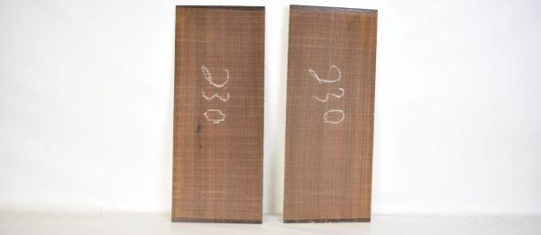 Rosewood – East Indian (Guitar Backs)
