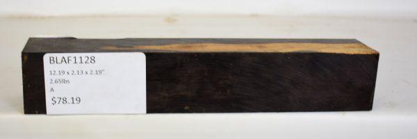 Blackwood – African – unique squares