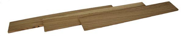 Fingerboard – Zebrawood