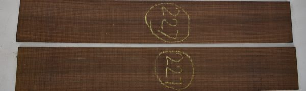 Rosewood – East Indian (Guitar Sides)