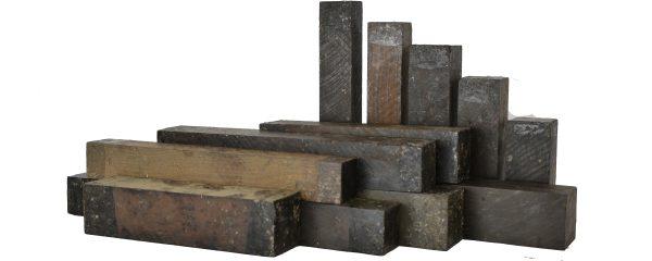 Bagpipe Set – African Blackwood